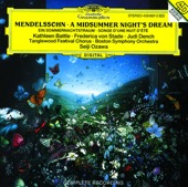 Boston Symphony Orchestra & Seiji Ozawa - Mendelssohn: A Midsummer Night's Dream  artwork