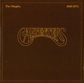 Carpenters - The Singles, 1969 - 1973  artwork