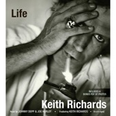 Keith Richards & James Fox - Life (Unabridged)  artwork