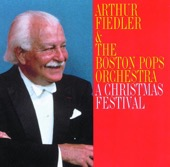 Sleigh Ride - Boston Pops Orchestra & Arthur Fiedler Cover Art