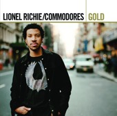 Lionel Richie & The Commodores - Gold: Lionel Richie/Commodores  artwork