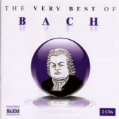 Capella Istropolitana - The Very Best of Bach  artwork