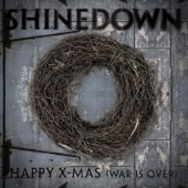 Happy X-Mas (War Is Over) - Shinedown Cover Art