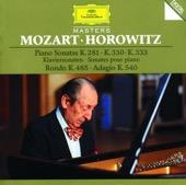 Vladimir Horowitz - Mozart: Piano Sonatas  artwork