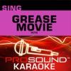 Sing Grease Movie Hits (Karaoke Performance Tracks)