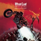 Bat Out of Hell - Meat Loaf Cover Art