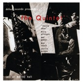 Charlie Parker, Dizzy Gillespie, Bud Powell, Max Roach & Charles Mingus - The Quintet: Jazz At Massey Hall (Live) [Remastered]  artwork