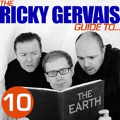 Ricky Gervais, Steve Merchant & Karl Pilkington - The Ricky Gervais Guide To... The EARTH artwork