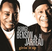 George Benson & Al Jarreau - Givin' It Up  artwork
