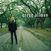 Gregg Allman - Low Country Blues  artwork