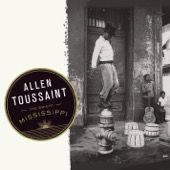 Allen Toussaint - The Bright Mississippi  artwork