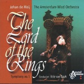 Johan De Meij - Symphony No. 1 The Lord of the Rings  artwork