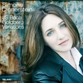 Simone Dinnerstein - Bach: Goldberg Variations  artwork