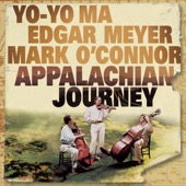 Alison Krauss, Béla Fleck, Edgar Meyer, James Taylor, Mark O'Connor, Mike Marshall & Yo-Yo Ma - Appalachian Journey  artwork