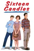 John Hughes - Sixteen Candles  artwork