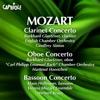 Mozart, W.A.: Clarinet Concerto - Oboe Concerto - Bassoon Concerto