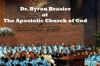 Waiting On the Lord (Sept. 20, 2009), Apostolic Church of God