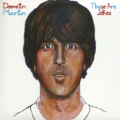 Cover to Demetri Martin's These Are Jokes