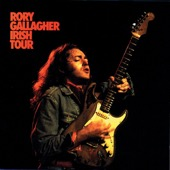 Rory Gallagher - Irish Tour (Live)  artwork