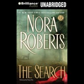 Nora Roberts - The Search (Unabridged)  artwork