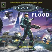 William C. Dietz - Halo: the Flood (Unabridged) [Unabridged  Fiction]  artwork