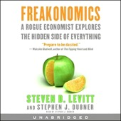 freakonomics by steven d levitt and stephen j dubner essay A literary analysis of freakonomics by steven d levitt and stephen j freakonomics, steven d levitt, stephen j dubner, what makes a perfect parent not sure what i'd do without @kibin - alfredo alvarez, student @ miami sign up to view the complete essay show me the full essay show me.