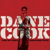 Cover to Dane Cook's I Did My Best - Greatest Hits
