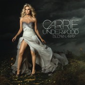 Carrie Underwood - Blown Away  artwork