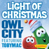 Light of Christmas (feat. tobyMac) - Owl City Cover Art