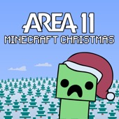 Minecraft Christmas - Area 11 Cover Art