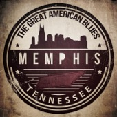 Various Artists - The Great American Blues: Memphis, Tennessee  artwork