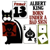 Albert King - Born Under a Bad Sign  artwork