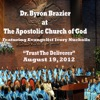 Trust the Deliverer (feat. Evangelist Ivory Nuckolls), Apostolic Church of God, Evangelist Ivory Nuckolls & The Santuary Choir