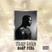 A$  AP Ferg - Trap Lord  artwork