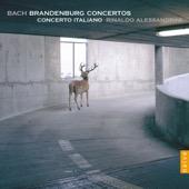 Concerto Italiano & Rinaldo Alessandrini - Bach: Brandenburg Concertos, BWV 1046-1051  artwork