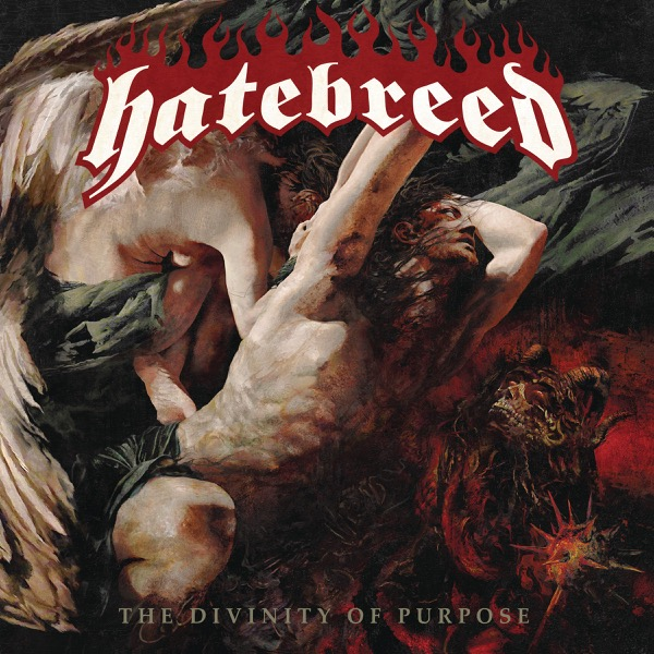 The Divinity of Purpose by Hatebreed Album Art
