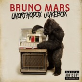 Bruno Mars - Locked Out of Heaven artwork