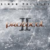 Simon Phillips - Protocol II  artwork