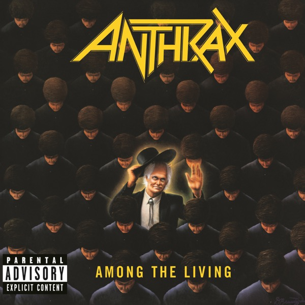 Among the Living by Anthrax Album Art