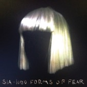 1000 Forms of Fear - Sia Cover Art