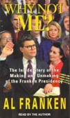 Al Franken - Why Not Me? (Abridged Fiction)  artwork