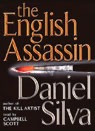 Daniel Silva - The English Assassin (Abridged Fiction)  artwork
