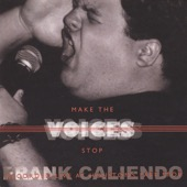 Cover to Frank Caliendo's Make the Voices Stop - The FrankCaliendo.com CD