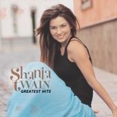 Shania Twain - Greatest Hits  artwork