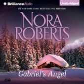 Nora Roberts - Gabriel's Angel (Unabridged)  artwork