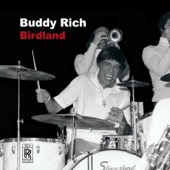 Buddy Rich - Birdland  artwork