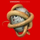 Shinedown - Threat to Survival  artwork
