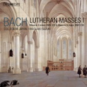 Bach Collegium Japan & Masaaki Suzuki - J.S. Bach: Lutheran Masses, Vol. 1  artwork