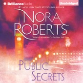 Nora Roberts - Public Secrets (Unabridged)  artwork