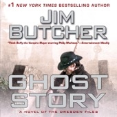 Jim Butcher - Ghost Story: A Novel of the Dresden Files (Unabridged)  artwork